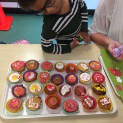 Cupcakes voor het goede doel
